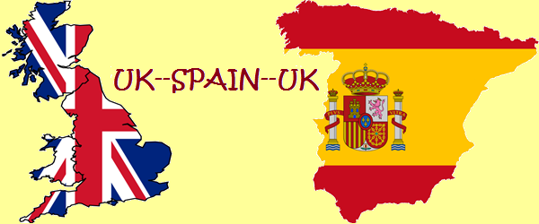 UK and Spain Maps